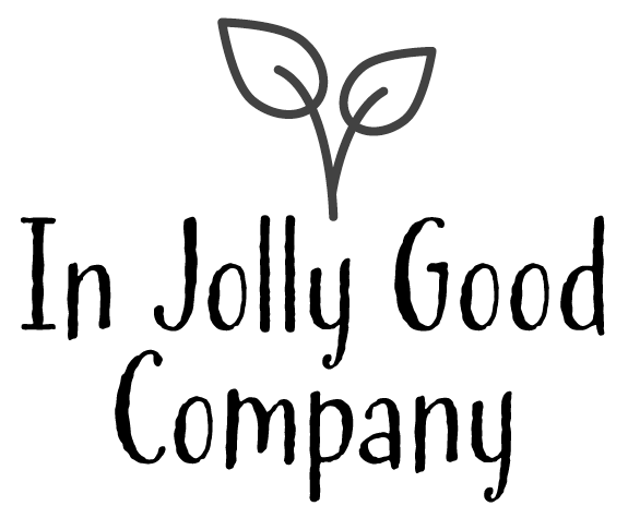 in jolly good company logo
