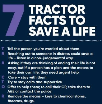 7 tractor facts